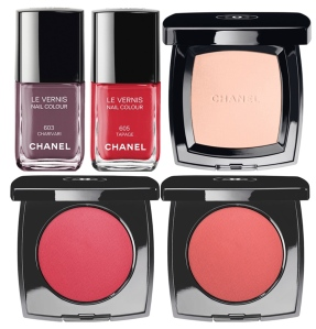 Chanel-Notes-De-Printemps-Makeup-Collection-for-Spring-2014-nails-and-face